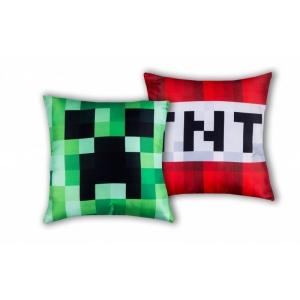 Bedruckte Kissen Minecraft...