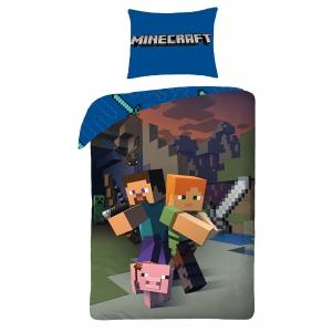 Kinderbettwäsche Minecraft...